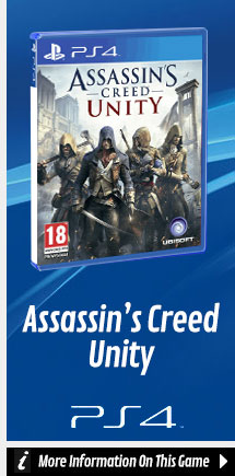 Find Out More about Assassin's Creed Unity On PlayStation 4