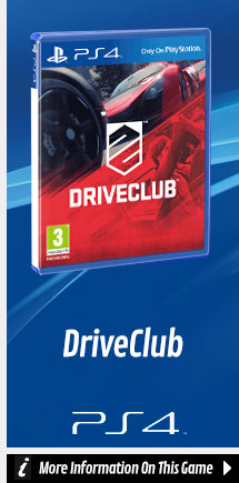 Find Out More About DriveClub On PlayStation 4