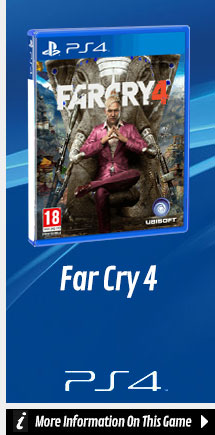 Find Out More about Far Cry 4 On PlayStation 4