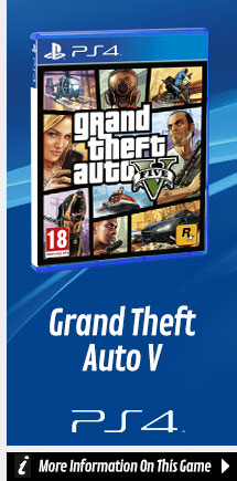 Find Out More about GTA V On PlayStation 4