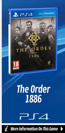 Find Out More About The Order 1886 On PlayStation 4