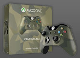 Xbox One Special Edition Camouflage Wireless Controller
