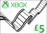 Xbox Live Movie - £5 Credit
