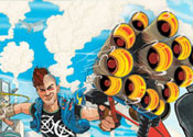 Sunset Overdrive - Only On Xbox One