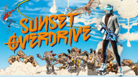 Sunset Overdrive - Fizzco Bot costume and Graffiti Gun - Only at GAME