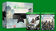 Assassin's Creed Unity Xbox One Fixed Pack