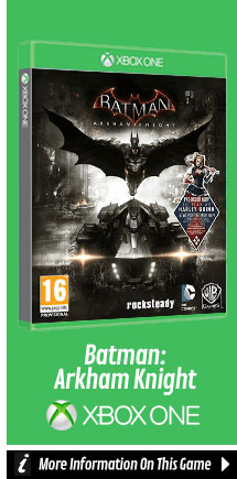 Find Out More About Batman: Arkham Knight On Xbox One