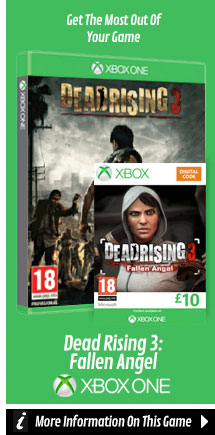 Dead Rising 3: Operation Fallen Angel On Xbox LIVE