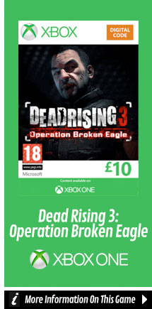 Dead Rising 3: Operation Broken Eagle On Xbox LIVE