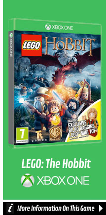 Find Out More About LEGO: The Hobbit On Xbox One