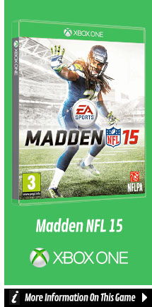 Find Out More About Madden NFL 15 On Xbox One