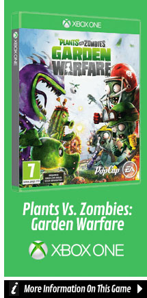 Find Out More About Plants vs Zombies On Xbox One