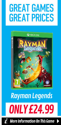 Find Out More About Rayman Legends On Xbox One