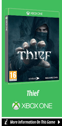 Find Out More About Thief On Xbox One