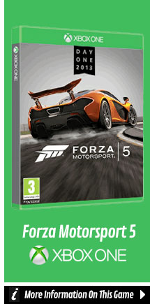 Find Out More About Forza 5 On Xbox One