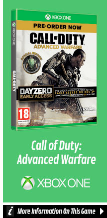 Find Out More About Call of Duty Advanced Warfare On Xbox One
