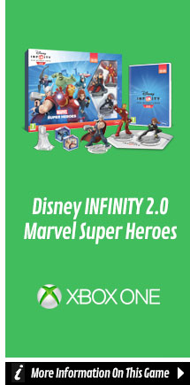 Find Out More About Disney Infinity 2.0 On Xbox One