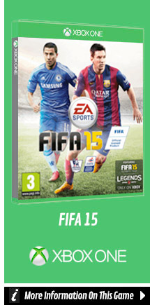 Find Out More About FIFA 15 On Xbox One