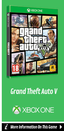 Find Out More About GTA V On Xbox One