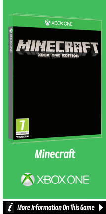 Find Out More About Minecraft On Xbox One