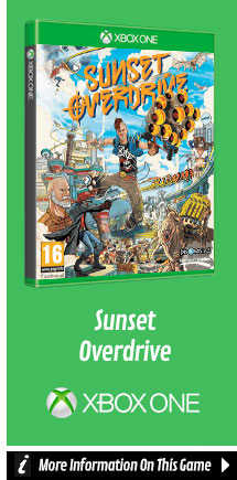 Find Out More About Sunset Overdrive On Xbox One