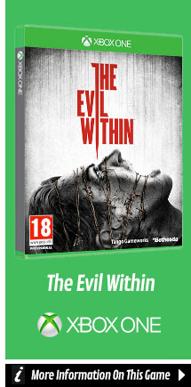 Find Out More About The Evil Within On Xbox One