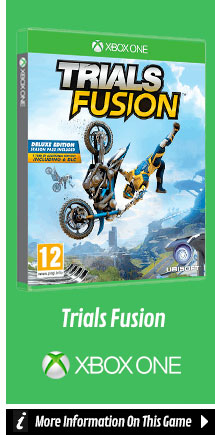 Find Out More About Trials Fusion On Xbox One