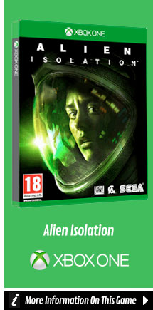 Find Out More About Alien Isolation On Xbox One