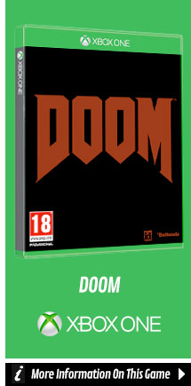 Find Out More About DOOM On Xbox One