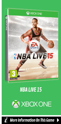 Find Out More About NBA Live 15 On Xbox One