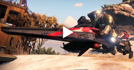 Watch the Destiny Vanguard Edition trailer