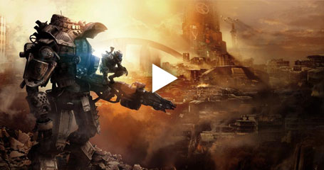 Watch the Titanfall Angel City trailer