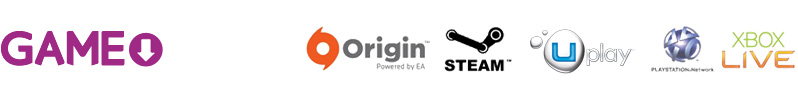 GAME Downloads - In partnership with EA Origin, Steam, Ztorm, PlayStation Network and Xbox LIVE