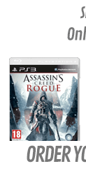 Featured Product - Assassin's Creed Rogue: Special Edition for PlayStation 3