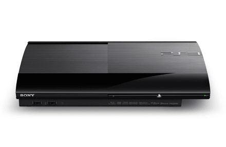 PlayStation 3 Slim Console