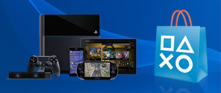 PlayStation Network Wallet Top Ups