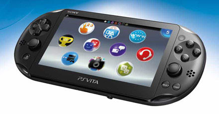 PlayStation Vita Slim Console