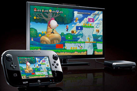 Nintendo Wii U Entertainment