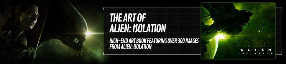 The Art of Alien: Isolation Book