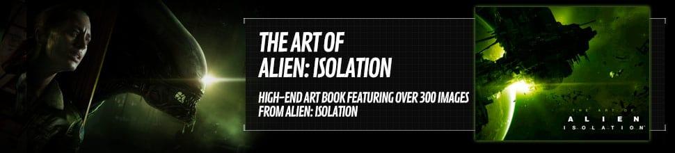 The Art of Alien: Isolation Book