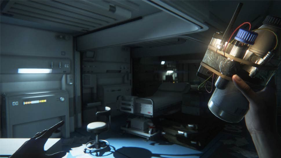 Alien: Isolation Screenshot 01