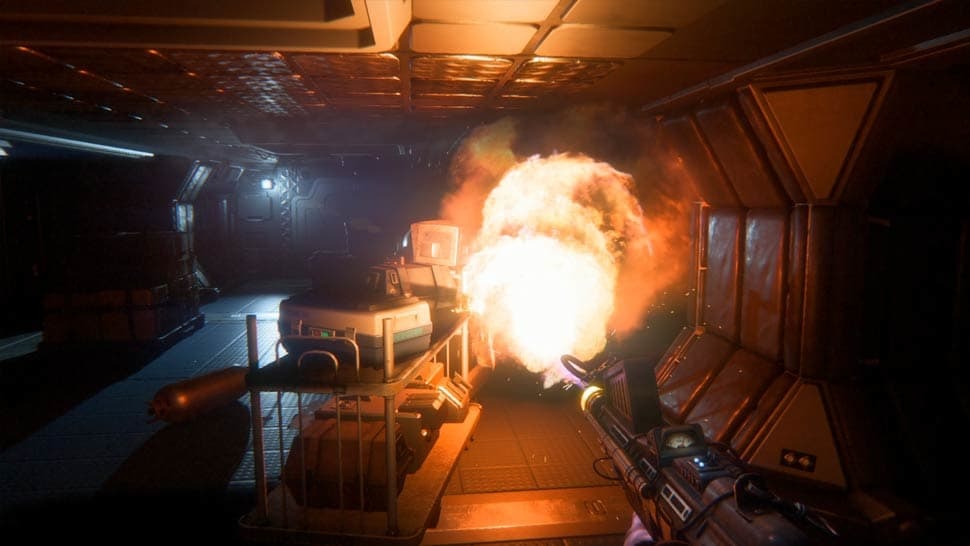 Alien: Isolation Screenshot 03