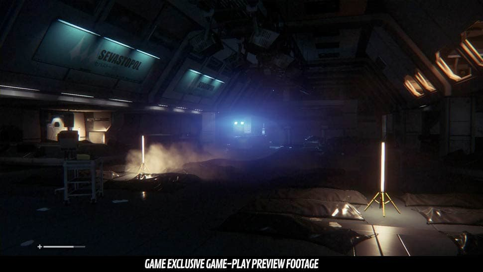 Alien: Isolation Screenshot