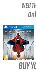 The Amazing Spider-Man 2: Web Threads Edition (PS4)