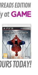 The Amazing Spider-Man 2: Web Threads Edition (PS3)