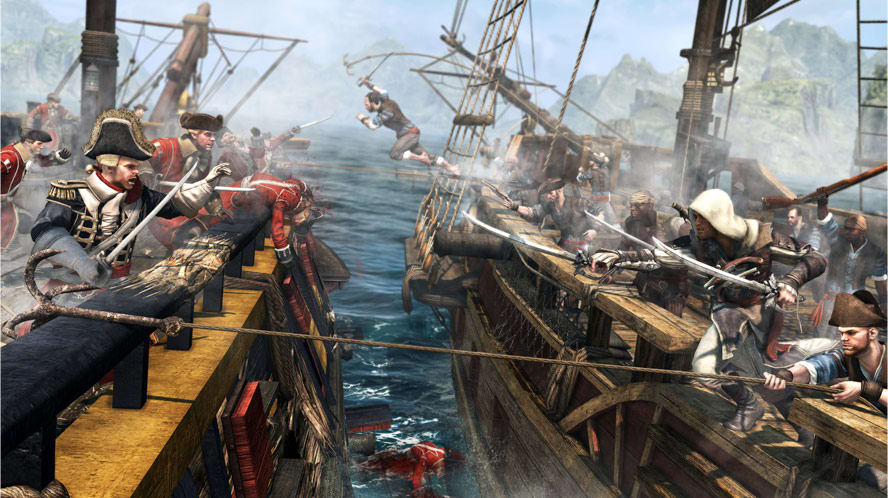 Assassin' s Creed IV: Black Flag Screenshot 01