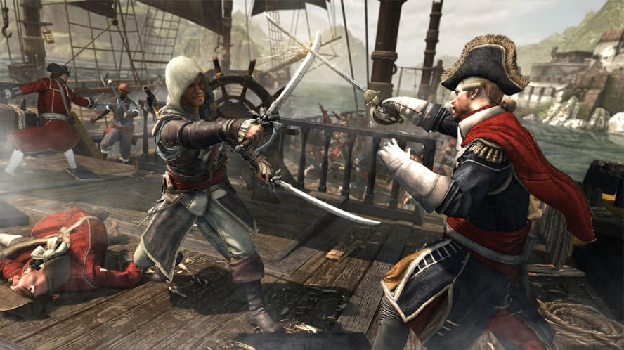 Assassin's Creed IV: Black Flag on PlayStation 3 and PlayStation 4 at GAME