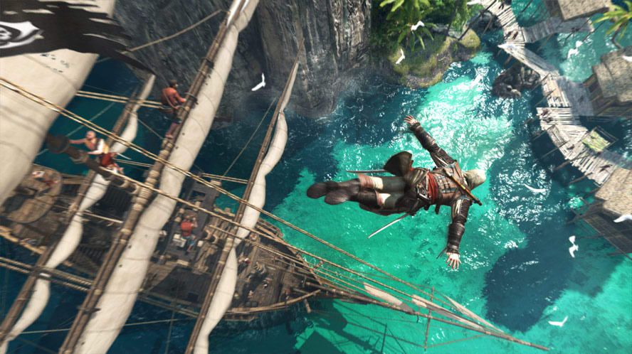 Assassin' s Creed IV: Black Flag Screenshot 03