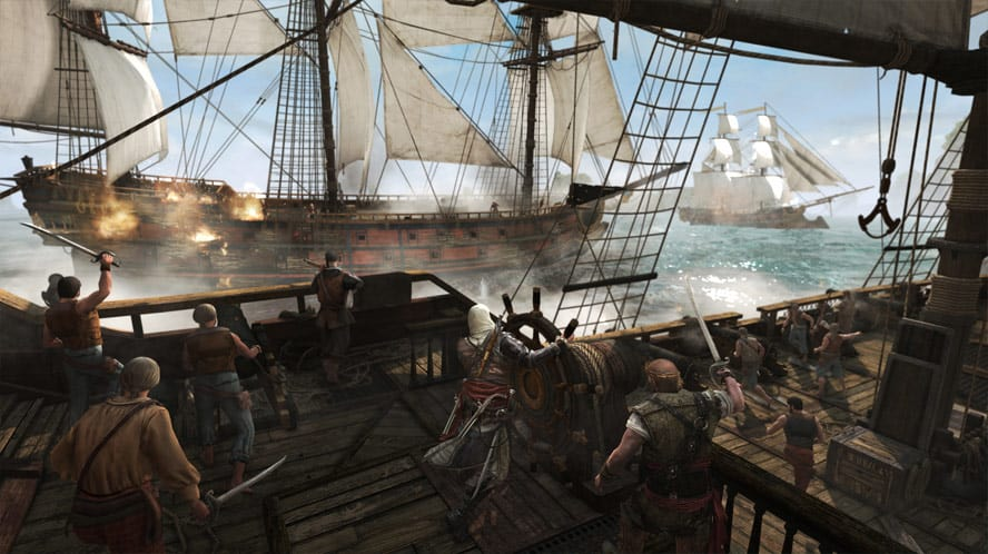 Assassin' s Creed IV: Black Flag Screenshot 04