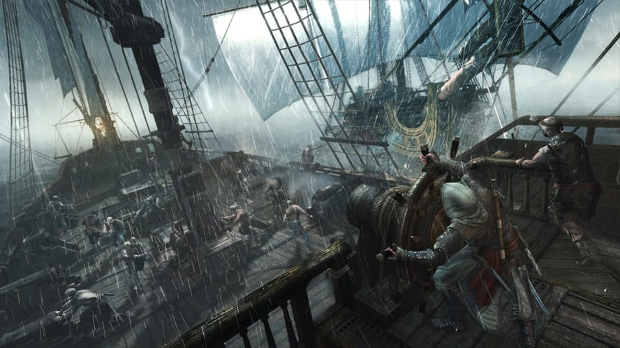 Assassin' s Creed IV: Black Flag Screenshot 05